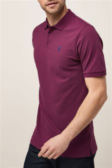 Tall Fit Pique Polo
