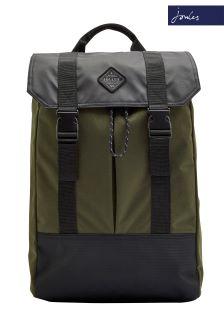 Joules Khaki Travelman Laptop Rucksack