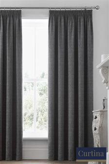 Curtina Voysey Pencil Pleat Curtains