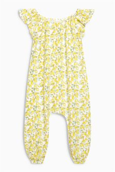 All Over Print Playsuit (3mths-6yrs)