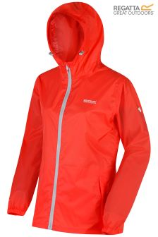 Regatta Neon Peach Pack It Jacket