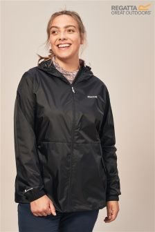 Regatta Black Pack It Jacket