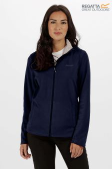 Regatta Blue Clemance II Light Steel Fleece