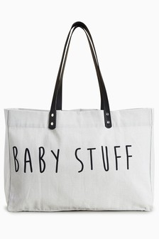 Large Baby Stuff Shopper