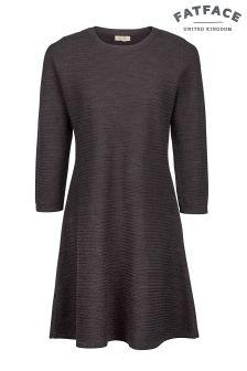 FatFace Phantom Simone Knitted Dress