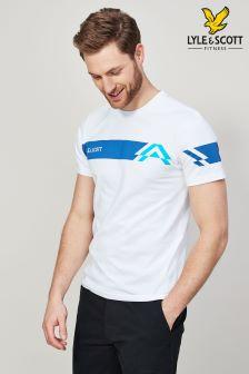 Lyle & Scott White Mason T-Shirt