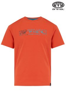 Animal Tanton Paprika Red Graphic T-Shirt