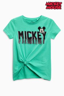 Mickey Mouse™ Fringe T-Shirt (3-16yrs)