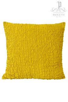 Riva Textured Velvet Cushion