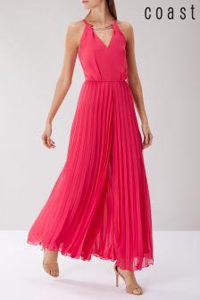 Розовый комбинезон Coast Isadora