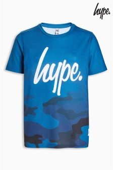 Hype. Camouflage Fade T-Shirt