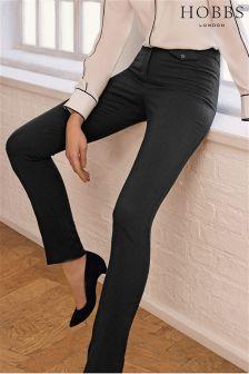 Czarne spodnie Hobba Alessia