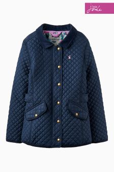 Joules Navy Quilted Newdale Jacket