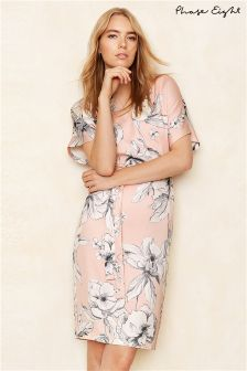 Phase Eight Pale Apricot Paige Dress