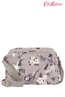 Cath Kidston® Tan British Birds Mini Busy Bag