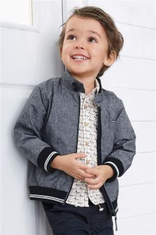 Harrington Jacket (3mths-6yrs)