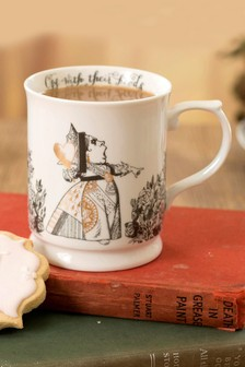 V & A Alice In Wonderland Mug