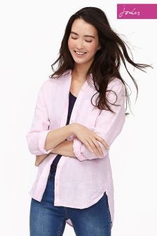 Joules Pink Jeanne Shirt