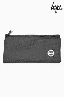 Hype Black Pencil Case