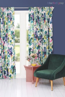 Bluebellgrey Palatte Pencil Pleat Curtains
