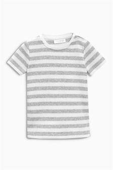 Stripe T-Shirt (0mths-2yrs)