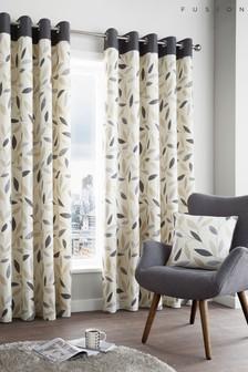 Fusion Beechwood Curtains