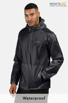 Regatta Black Montes Fleece Light Steel Jacket