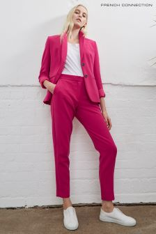 French Connection Magenta Pink Sundae Suiting Trouser