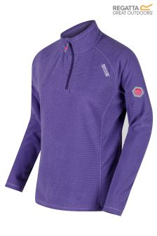 Regatta Purple Montes Fleece