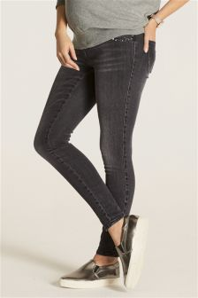 Maternity Contemporary Stud Jeans