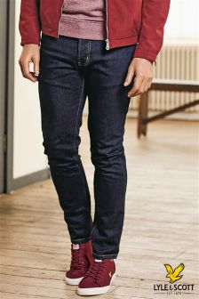 Lyle & Scott Slim Fit Jean