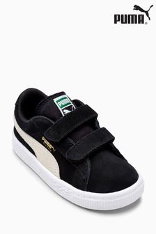 Puma® Black Suede Classic