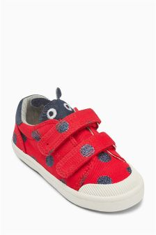 Touch Fastening Trainers (Younger Girls)