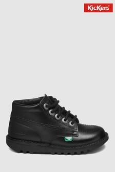 Kickers® Black Kick Boot