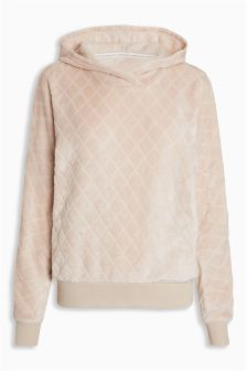 Diamond Soft Touch Snuggle Top