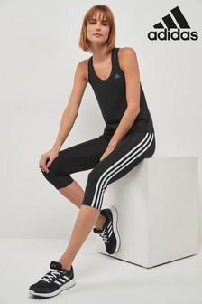 adidas 3 Stripe Capri