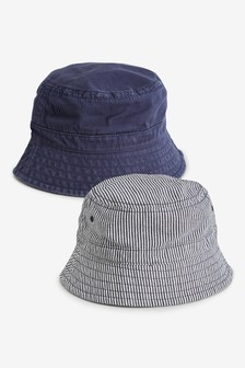 Fisherman's Hat Two Pack (Younger Boys)