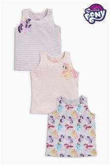My Little Pony Vests Three Pack (1.5-12yrs)