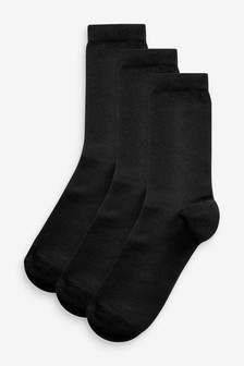 Ankle Socks Three Pack