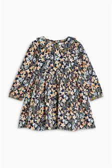 فستان زهور Ditsy (3 أشهر -6 سنوات)