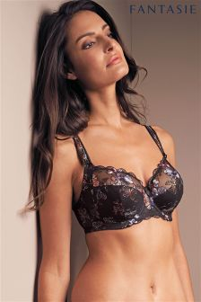 Fantasie Black Nadine Underwired Side Support Bra