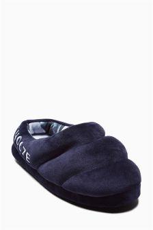 Snooze Slippers (Older Boys)