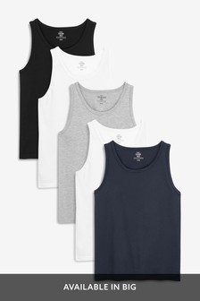 Vests Five Pack