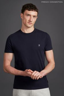 French Connection Navy Classic Crew T-Shirt