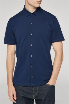 Short Sleeve Jersey Shirt