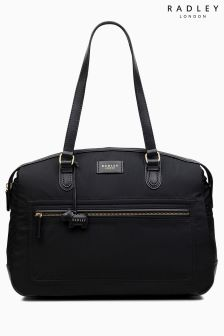 Radley Black Spring Park Workbag Tote Bag