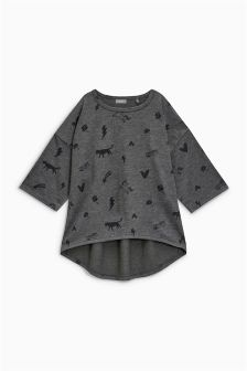 Oversize Top (3-16yrs)