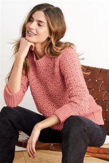 Stitch Sweater