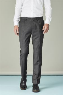 Machine Washable Regular Trousers