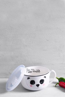 Panda Soup Mug
